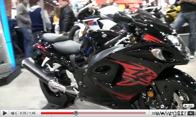 suzuki gsxr 1000 2010 y suzuki gsxr 1300 hayabusa 2010
