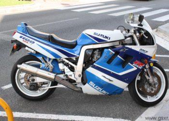 moto suzuki gsxr 1100 1991
