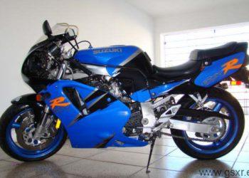 moto suzuki gsxr 600 1994