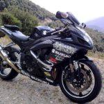 suzuki gsxr 600 2007 replica relentless