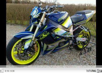 transformacion streetfighter moto suzuki gsxr
