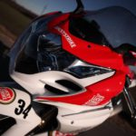 Suzuki GSX-R 1000 2009 replica Lucky Strike