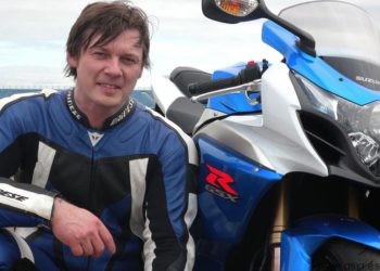 richard jones stereophonics suzuki gsxr 1000 2009