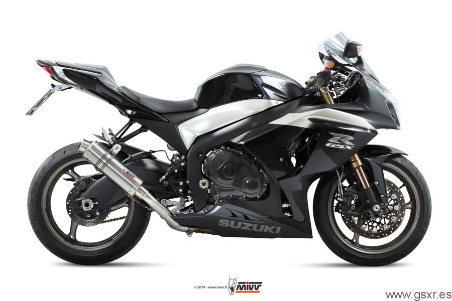 Escape MIVV GP Suzuki GSX-R 1000