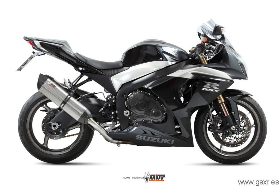 Escape MIVV Suono Suzuki GSX-R 1000