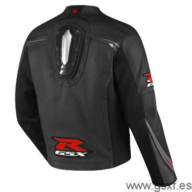 chaqueta moto suzuki gsxr de ICON