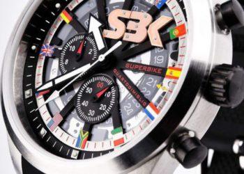 Reloj oficial del Mundial de Superbike