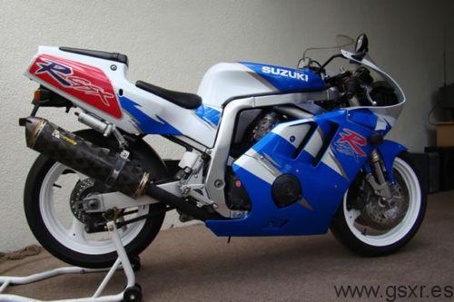 suzuki gsxr 400 1993