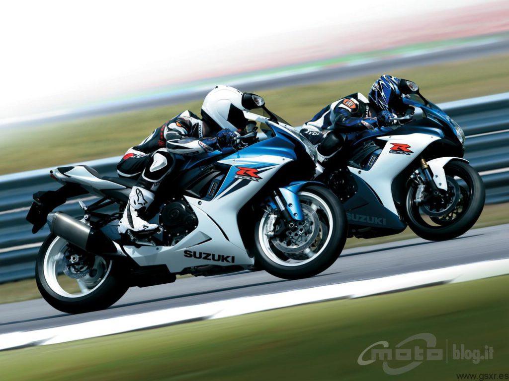Suzuki GSX-R 600 2011 y Suzuki GSX-R 750 2011