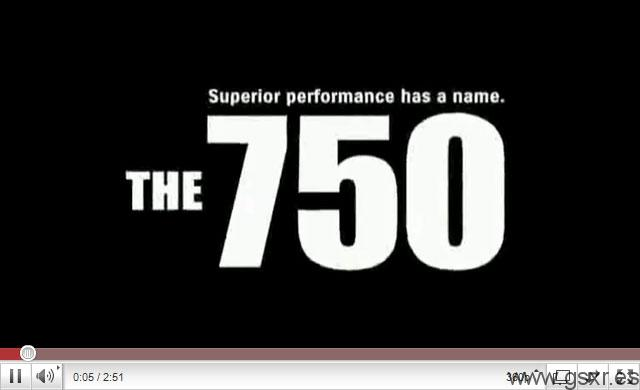 video comercial suzuki gsxr 750 2011