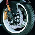 Suzuki GSXR 1000 2001 rueda delantera