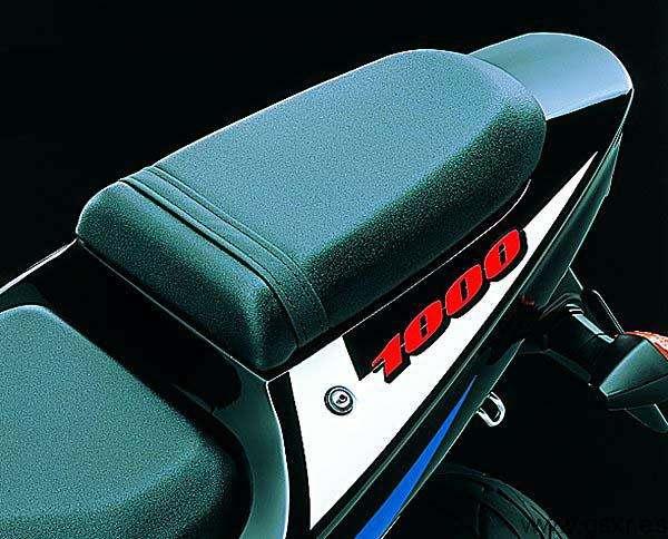Suzuki GSXR 1000 2001 asiento colin