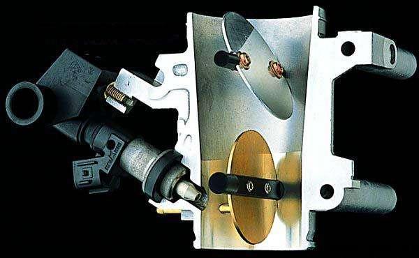 Suzuki GSXR 1000 2001 inyector