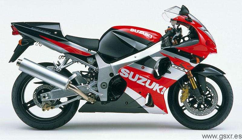 Suzuki GSXR 1000 2002