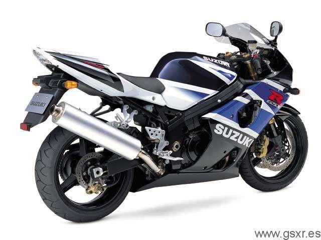 Suzuki GSXR 1000 2003