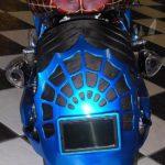 Suzuki GSXR 1300 Hayabusa 2005 Spiderman 3