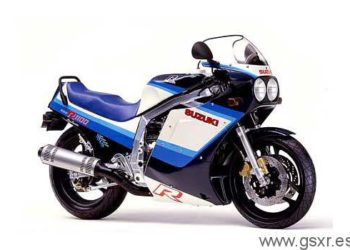 Suzuki GSXR 1100 1986