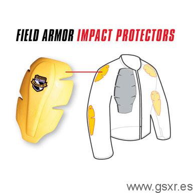 protector ICON para hombros