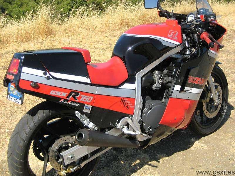 Suzuki GSX-R 750 1986