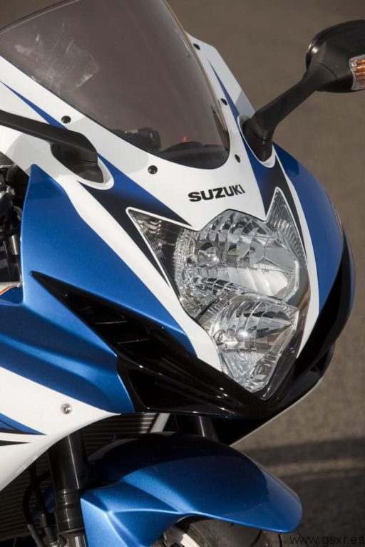 Suzuki GSX-R 600 2011