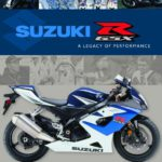 Libro Suzuki GSXR - A legacy of performance book