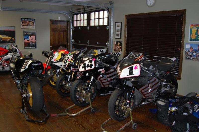 Coleccion de motos Suzuki GSXR