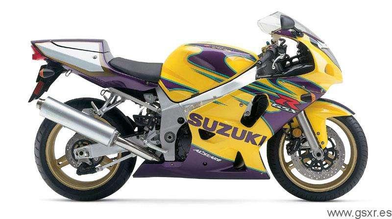 Suzuki GSXR 600 2003 Alstare replica