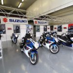box presentacion motos suzuki gsxr 2011