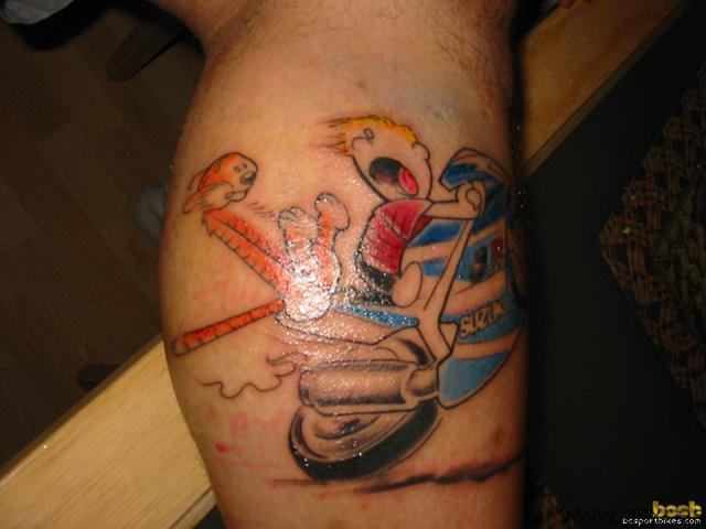 tatuaje gixxer