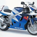 Suzuki GSXR 600 1997