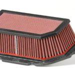 filtro de aire en carbono de BMC