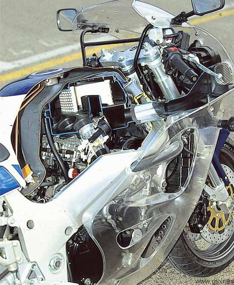 Suzuki Gsxf Fuel Pump