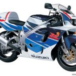 Suzuki GSXR 750 1996