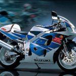Suzuki GSXR 750 1997