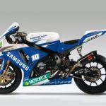 Suzuki GSXR 1000 equipo Samsung Crescent Racing