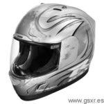 Casco de moto ICON Alliance Threshold GSXR