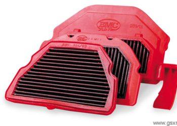 filtro de aire BMC Suzuki GSXR 600 2011 y Suzuki GSXR 750 2011