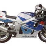 Suzuki GXR 750 1998