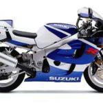 Suzuki GSXR 750 1999