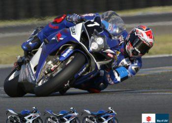 Fondo de escritorio motos Suzuki GSXR 2008