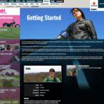 Girl Torque Suzuki GB para mujeres moteras