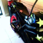 Suzuki GSXR 600 2007 chica