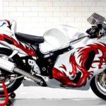 Moto Suzuki GSXR 1300 Hayabusa de Jennifer Lopez a la venta