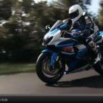Video Suzuki GSXR 1000 2012