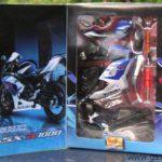 kit moto miniatura suzuki gsxr 1000 2005