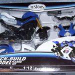 kit moto miniatura suzuki gsxr 1000 2007