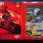 kit moto miniatura suzuki gsxr 750 2004