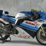 Suzuki GSXR 750 1986 - SERT Suzuki Endurance Racing Team