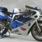 Suzuki GSXR 750 1987 - SERT Suzuki Endurance Racing Team