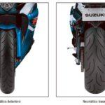 Neumaticos Suzuki GSX-R 1000 2012